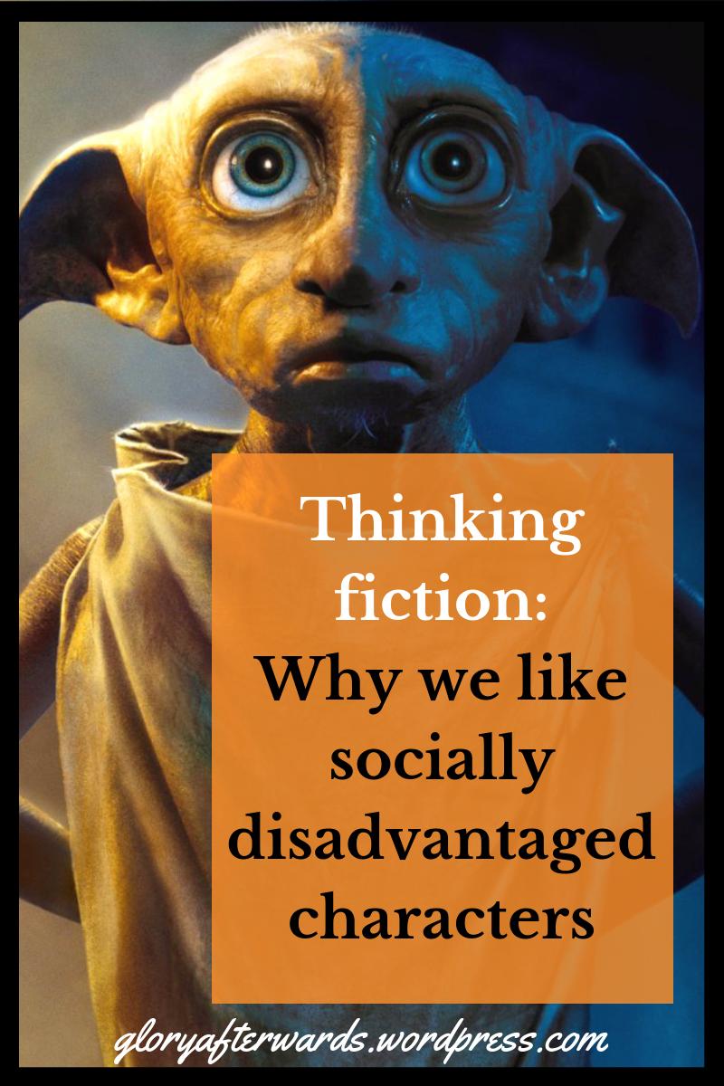 Thinking fiction_ Why we like socially disadvantaged characters