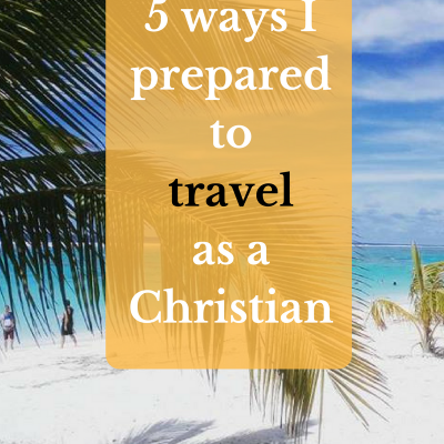I recently returned from a holiday, but before I left I ... www.gloryafterwards.wordpress.com #holiday #travel #hope #God #christian #life
