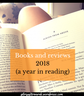 a year in reading 2018