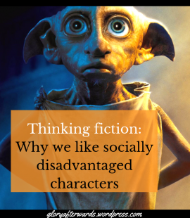Thinking fiction Why we like socially disadvantaged characters