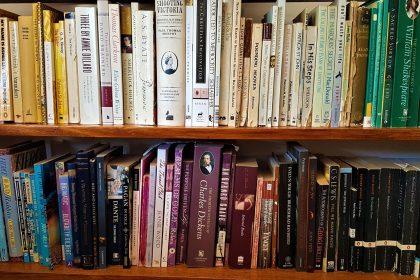 4 books which influenced my memoir